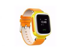 Smart Baby Watch CARCAM Q60 оранжевые