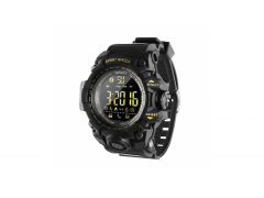 CARCAM SMART WATCH EX16S - BLACK