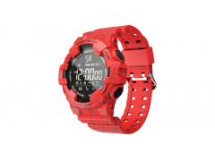 CARCAM SMART WATCH EX16C - RED