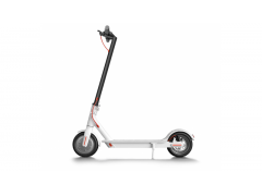 CARCAM ELECTRIC SCOOTER - WHITE