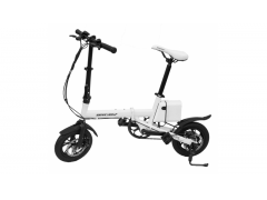 CARCAM E-Bike White